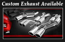 Image of Custom Exhaust